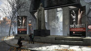 Monument station