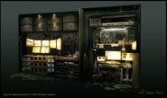 Arie hacker room concept