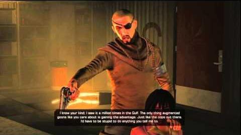 Unforeseen Consequense - Deus Ex Human Revolution