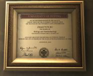 Zhao-diploma