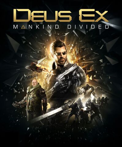 Archivo:Mankind Divided cover.jpg