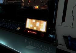 VersaLife palisade computer