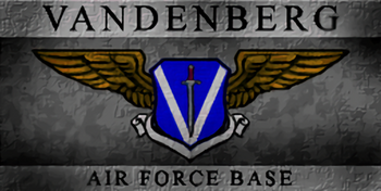 Image of Vandenberg Air Force Base