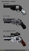 DXMD revolver skins