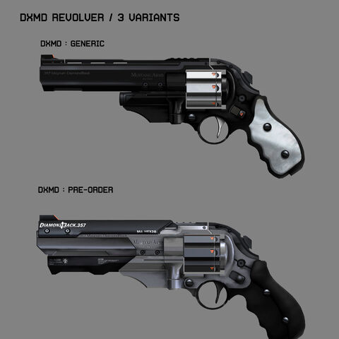 Revolver skins
