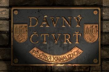 Image of Dávný District sewers