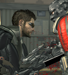 Lethal takedown 3