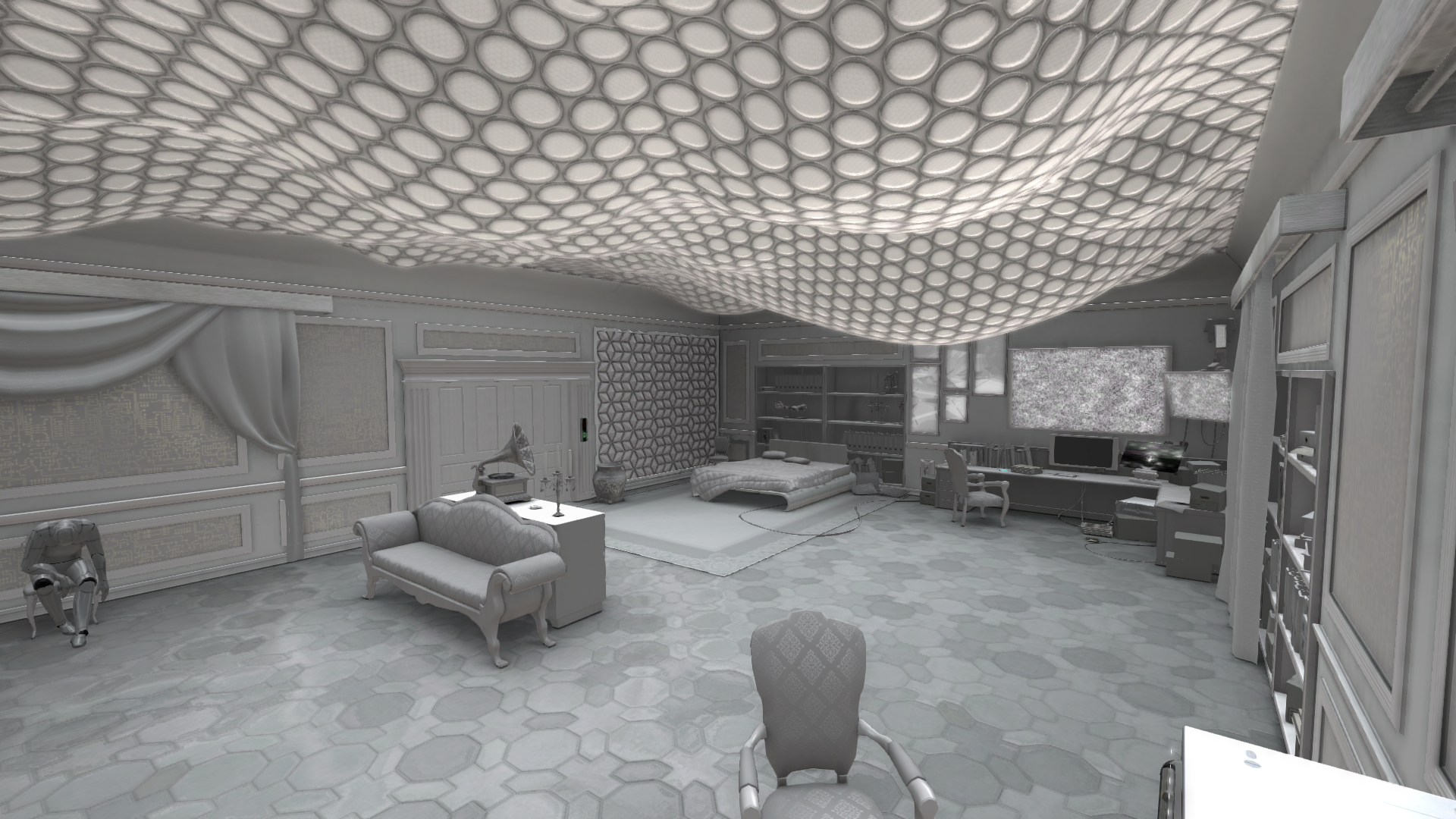 Image - OR white room.png | Deus Ex Wiki | FANDOM powered by Wikia