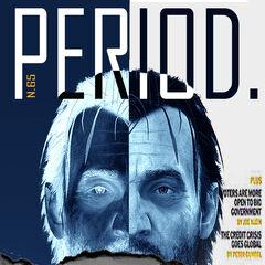 Талос Рукер на обложке журнала