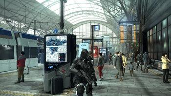 Image of Růžička Station