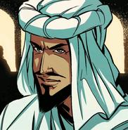 Salar Alam comics