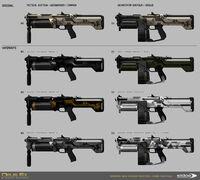 DXMD shotgun skins2