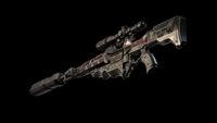 Elite tranquilizer rifle angle DXMD
