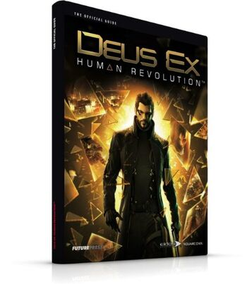 Image of Deus Ex: Human Revolution: The Official Guide