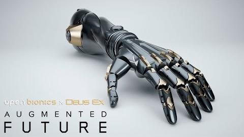 Augmented Future - Open Bionics × Deus Ex × Razer-0