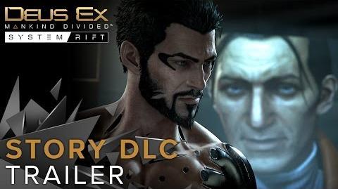 Deus Ex Mankind Divided – System Rift Launch Trailer