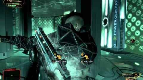 Deus Ex HR Lenotchka - 2nd Boss h+ ³ HD