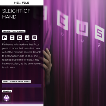 Image of Sleight of Hand