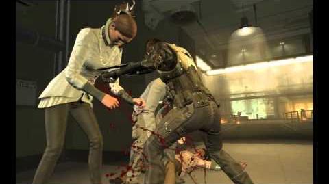 Real ending of Megan Reed - Deus Ex Human Revolution
