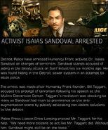 Sandoval Picus story