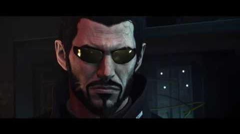 Deus Ex Mankind Divided - System Rift DLC Trailer