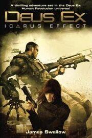 Deus Ex Icarus Effect Cover