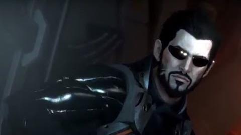 Deus Ex Mankind Divided - Dubai Mission (Nonlethal) - E3 2016