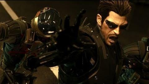 Deus Ex Human Revolution - E3 2011 IGN Live Commentary