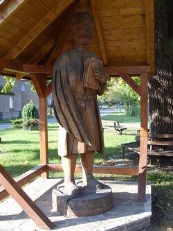Krabat Statue