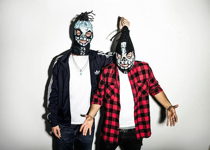 Karuzo Und Sikk Ohne Maske