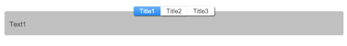 Theme 2 - OS X Yosemite Tabber Style result