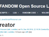 PageCreator