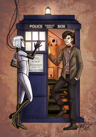 File:The doctor meets glados by twinklepowderysnow-d4bljyv.jpg