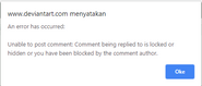 Lol they blocked us by latifacat-dcxadrn