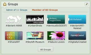 New groups widget by danlev-d511x6y