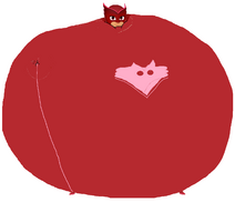 Owlette BIG Inflated