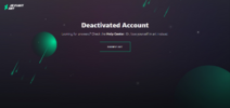 Deactivated Account DeviantArt Eclipse