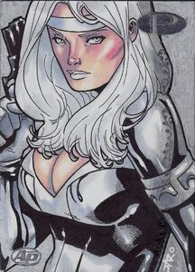 Silver sable by jose jaro by vgorgol-d5j588g