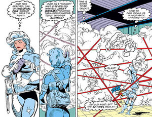 Silver Sable early h3