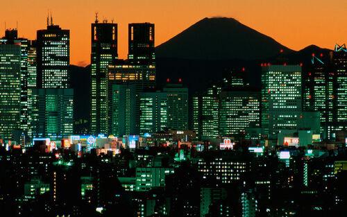 Tokyo-Japan-Mountain-Wallpaper