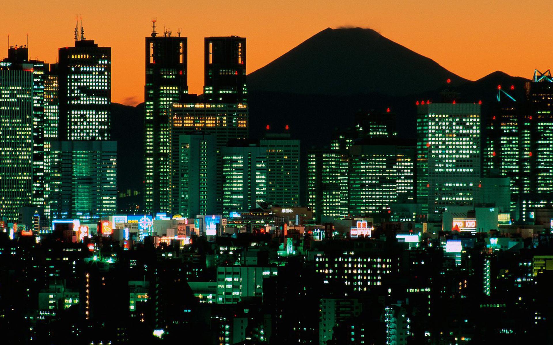 4k Tapete - Tokyo Japan Wallpaper 4k
