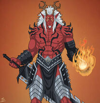 Trigon earth 27 commission by phil cho dckbbmc-350t