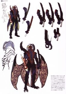 Devil May Cry 4 Artbook p31