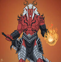 Trigon earth 27 commission by phil cho dckbbmc-pre