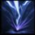 Lightning blast icon