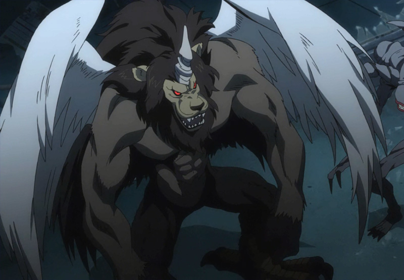 Pazuzu | Devilman Wiki | FANDOM powered by Wikia