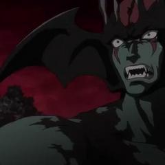Akira as Devilman