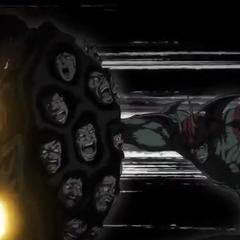 Akira slays Jinmen