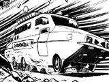 Demon Hunter Cars