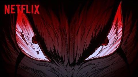 Netflix/永井豪×湯浅政明『DEVILMAN crybaby』特別映像 トラウマ的衝撃篇 30秒